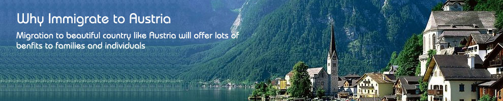 Why Migrate to Austria?